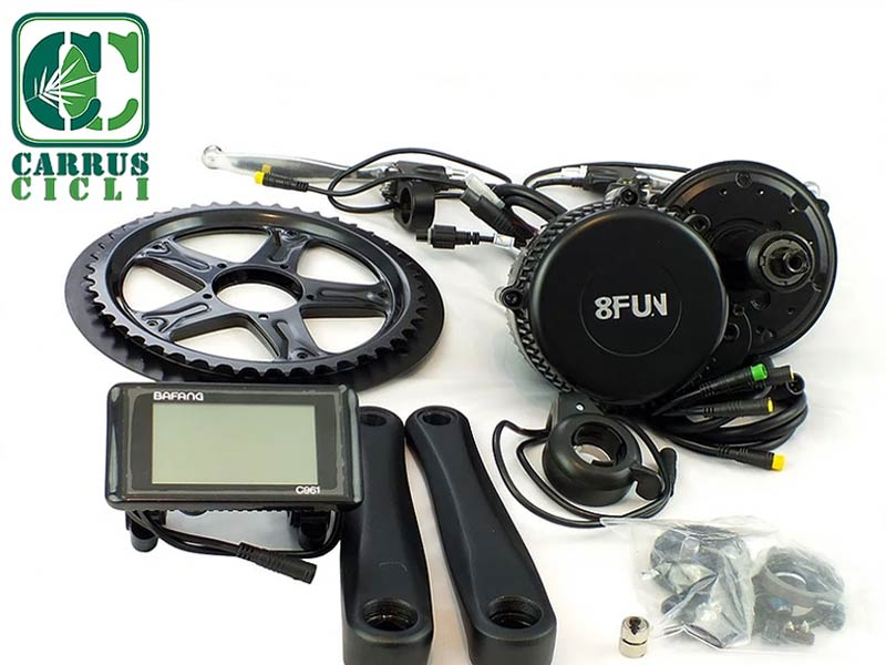 Coversioni biciclette elettriche e-bike Savona - Carrus Cicli