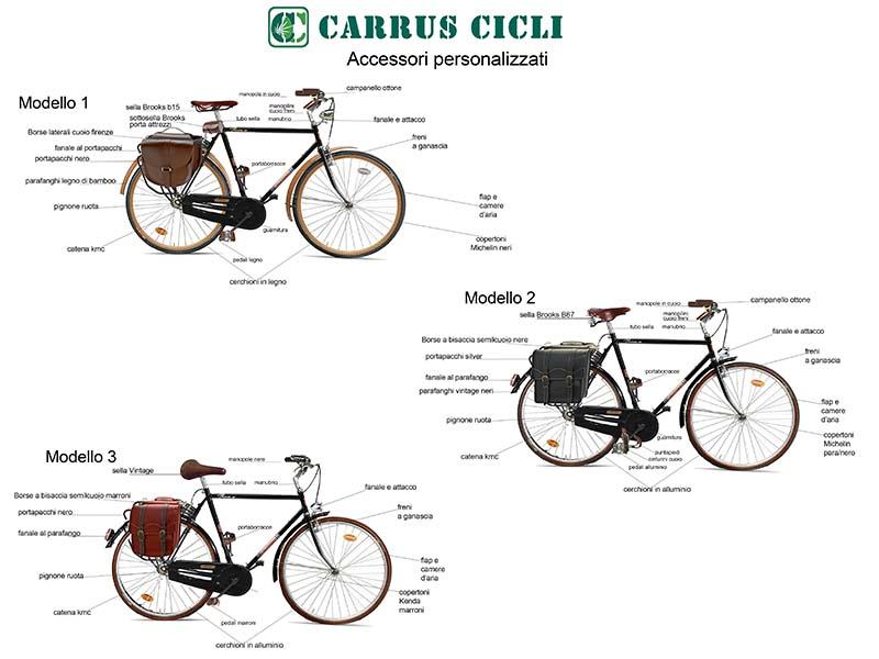 Restauro biciclette Savona - Carrus Cicli biciclette