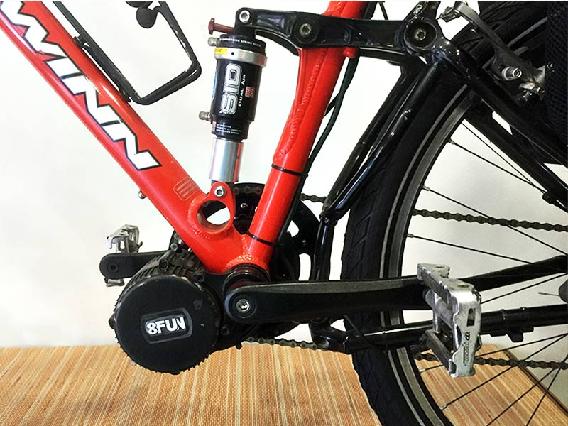 Kit conversione biciclette elettriche - full MTB- Carrus Cicli biciclette Savona
