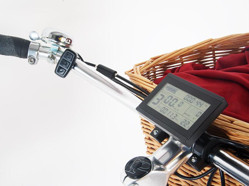 Kit conversione biciclette elettriche - dispay ebike - Carrus Cicli biciclette Savona