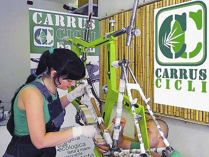 Creazione telai su misura - Carrus Cicli biciclette Savona