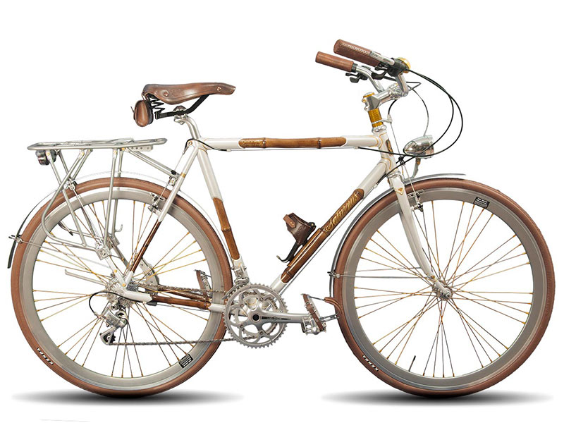 bicicletta da città, realizzata a mano su misura - Carrus Cicli - Savona